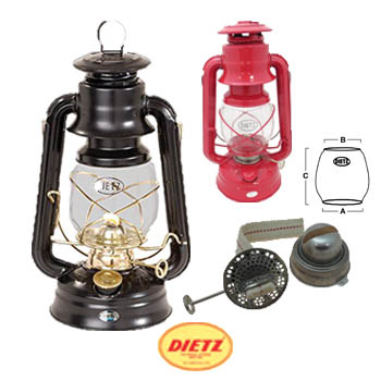 Dietz Lanterns and Lamps