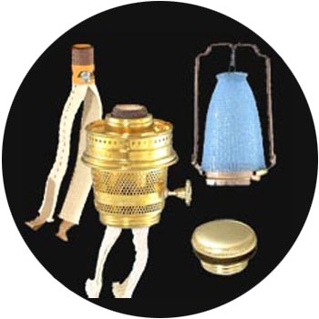 Aladdin Oil Lamp Parts