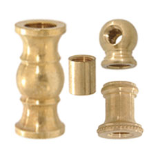 Lamp Couplings, Armbacks, Necks, and Spindles
