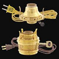 Antique Style Electrified Burners