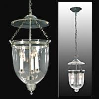 Early Style Hall Lanterns or Bell Jar Lanterns