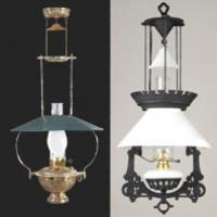 Mammoth and Lomax Style Lamps