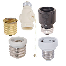 Socket Adapters, Extenders, Outlet