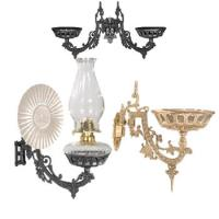 Iron Wall Bracket Lamps & Accessories