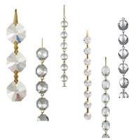 Crystal Bead and Chandelier Chains