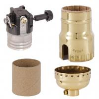 PARTS for E-26 Metal Shell Lamp Sockets