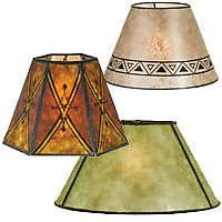 Drum Rustic Mini Fabric Lamp Shades, Lamp Shades Old Style