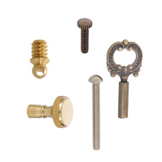 Screws and Keys