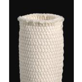 """2 1/2"""" X 7 1/2"""" Long, Central Draft Size Cotton Lamp Wick, USA-made"""